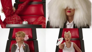 Christina Aguilera Does Impressions of Miley Cyrus, Sia, Britney Spears, Cher, and More in Amazing The Voice Skit