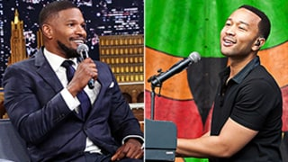Jamie Foxx's John Legend Musical Impression on Tonight Show Is Incredible: Watch!