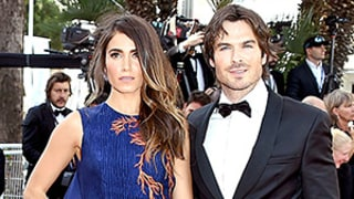 Nikki Reed, Ian Somerhalder Make Glam Debut as a Married Couple at Cannes: Pictures