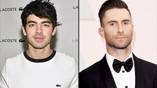Joe Jonas Punks Adam Levine's Proactiv Ad in a Naughty Instagram Post
