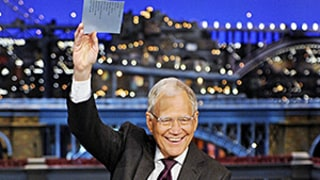 David Letterman's Final Late Show Clips: Watch President Obama, Foo Fighters, and His Emotional Goodbye
