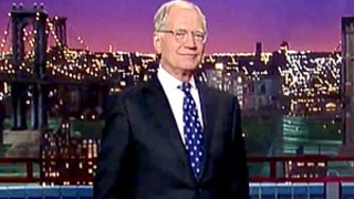 David Letterman's Final Late Show Entrance: Watch the Standing Ovation
