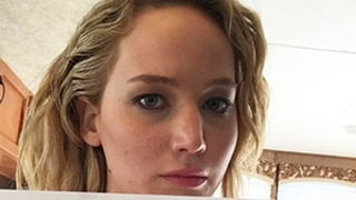 Jennifer Lawrence Begs David Letterman Not to Leave, Tells Him