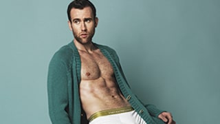 J.K. Rowling Tells Harry Potter Hunk Matthew Lewis to
