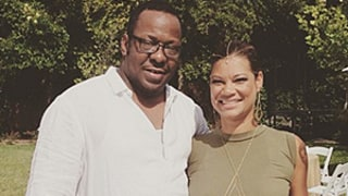 Bobby Brown Celebrates Baby Shower With Wife Alicia Etheredge: Photos