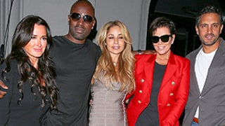 Kris Jenner, Boyfriend Corey Gamble Hit the Town With Kyle Richards, Faye Resnick: Pictures