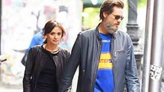 Jim Carrey, 53, Rekindles Romance With Younger Ex-Girlfriend Cathriona White, 28: Photo
