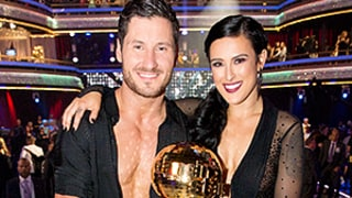 Dancing With the Stars Pro Val Chmerkovskiy Thanks