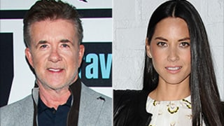 Alan Thicke Annoyed With Olivia Munn After 2009 TV Makeout Diss: She Said