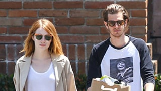 Emma Stone, Andrew Garfield Photographed Together First Time Post-Split
