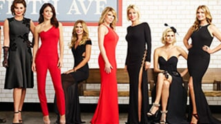 Real Housewives of New York City Recap: LuAnn and Ramona Fight About Dorinda's Boyfriend John