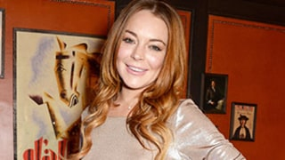 Lindsay Lohan Celebrates Completing 125 Hours of Community Service Ahead of Deadline: