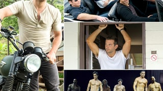 2015 Summer Movie Hunks!