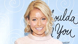 Kelly Ripa Dishes About the New Cleanse That