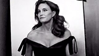 Bruce Jenner Debuts as Caitlyn in Vanity Fair's Behind-the-Scenes Video: