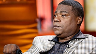 Tracy Morgan Couldn't Bring Himself to Watch SNL 40, Promises Comedy Return