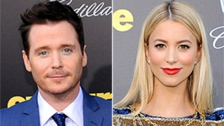 Kevin Connolly Is Dating His Entourage Costar Sabina Gadecki