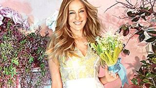 Sarah Jessica Parker Is Now Designing Bridal Shoes: See the Photos, Plus Read Her Wedding Tips for Brides Today!