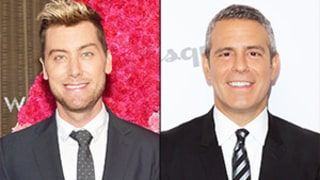 Lance Bass Wishes Andy Cohen,