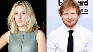 Ellie Goulding Never Dated Ed Sheeran, Has