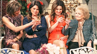 Hot in Cleveland Series Finale Recap: 4 Arrests, 2 Weddings, and 1 Baby!