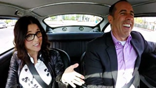 Jerry Seinfeld, Julia Louis-Dreyfus Have Seinfeld Reunion