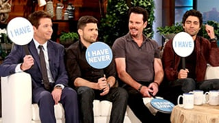 Entourage Stars Spill on Fan Hookups, Set Secrets: Watch!