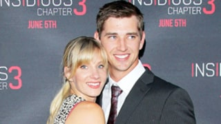 Heather Morris Dishes on Honeymoon With Taylor Hubbell, Son Eli's Milestones