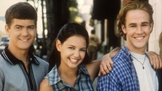 Dawson's Creek Shocker: Joey Almost Ended Up With Dawson, Not Pacey