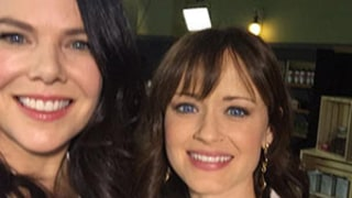 Lauren Graham Reunites With Gilmore Girls TV Daughter Alexis Bledel, Cast: