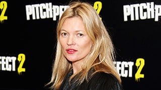 Kate Moss Escorted Off Flight for Allegedly Being Disruptive: