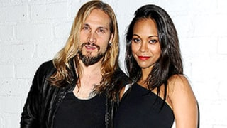 Zoe Saldana's Husband Marco Perego Took Her Last Name: