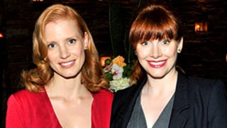 Bryce Dallas Howard Is Not Jessica Chastain, But Is Flattered by the Comparison