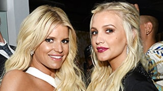 Jessica Simpson Hosts Pregnant Sister Ashlee's Baby Shower: See the Luxe Party Pictures