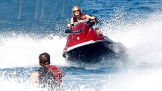 Jet-skiing's Hot