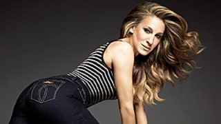 Sarah Jessica Parker Is a Total Bombshell for Jordache, Popping Her Booty Out in the First Photos!