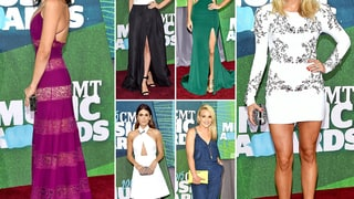 CMT Music Awards 2015 Red Carpet