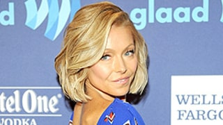 Kelly Ripa, the Ultimate Blonde, Has Dyed Her Hair Bright Pink: See the Photos!