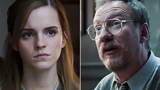 Emma Watson Reunites With Harry Potter's David Thewlis in Regression: Watch Trailer