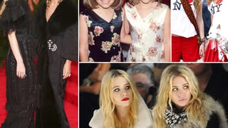 Mary-Kate and Ashley Olsen Through the Years