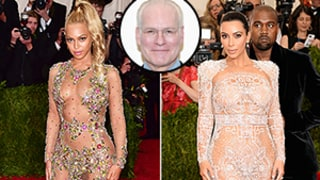 Tim Gunn Hated the Nude Illusion Gowns at Met Gala 2015: