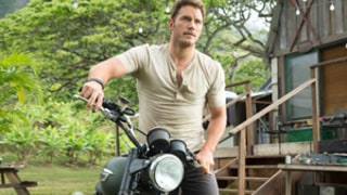 Chris Pratt Is Signed on for a Jurassic World Sequel