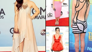 Lucy Hale's Best Red Carpet Moments
