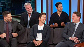 Magic Mike XXL Men Hated Movie Diet, Loved Seeing Each Other Naked