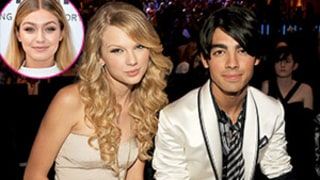 Exes Taylor Swift, Joe Jonas Reunite for Lunch With Gigi Hadid — See the Photos!
