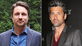 Martin Henderson Takes Patrick Dempsey's Spot in Grey's Anatomy Cast