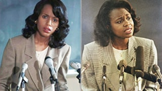 Kerry Washington Is Anita Hill in HBO's First Look at Confirmation