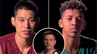 Jimmy Kimmel Recruits Nick Young, Jeremy Lin, Dikembe Mutombo for Hilarious Fake Wobbly Tables PSA: Watch!
