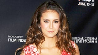 Nina Dobrev, Austin Stowell Hold Hands at The Final Girls Screening, Hunk Calls Her