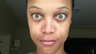 Tyra Banks Refuses to Retouch Makeup-Free Selfie: